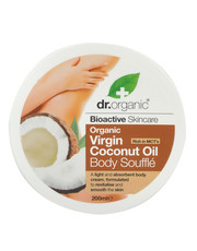 Organic Virgin Coconut Oil - Body Soufflé 200ml