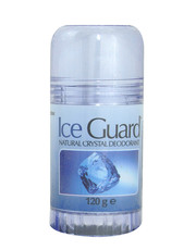 Ice Guard - Natural Crystal Deodorant - Twist Up 120 grams