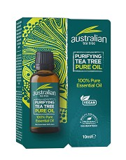 Australian Tea Tree - Antiseptic Tea Tree Oil 10ml