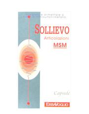 Sollievo - MSM 30 capsules
