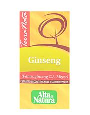 Terra Nata - Ginseng 100 tablets