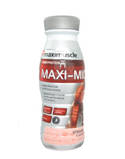 High Protein - Maxi Milk 8 x 330ml