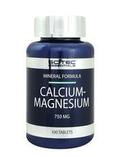 Calcium - Magnesium 100 tablets