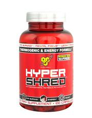 Hyper Shred 100 capsules