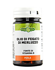 Perle - Cod Liver Oil 100 softgels
