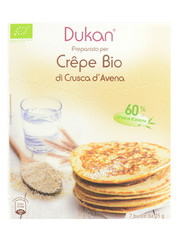 Organic pancakes 7 x 35 grams