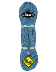 Rope Cobra II Unicore half rope 8,6mm 60m Colour: Blue