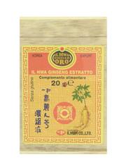 Il HWA Ginseng Estratto 20 grams
