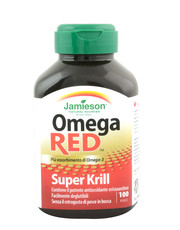 Omega Red Super Krill 100 pearls