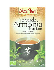 Tè Verde, Armonia Interiore 17 sachets of 1,8 grams