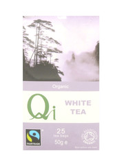 Organic White Tea 25 sachets of 2 grams