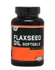 Flax Seed Oil 100 softgels