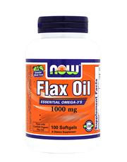 Flax Oil 100 capsules
