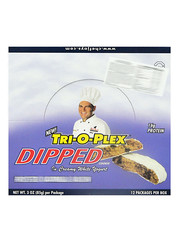 Tri-O-Plex Dipped Cookie 12 x 85 grams