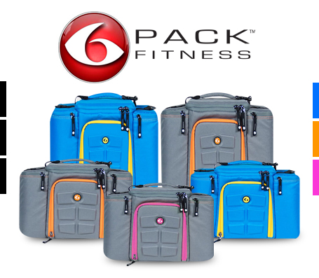 6 Pack Fitness Camille Tote 400 Iaf Com Bag