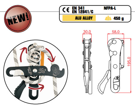 petzl stop descender instructions