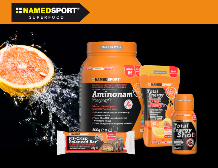 Named Sport - Vitamin C 4natural Blend - IAFSTORE.COM