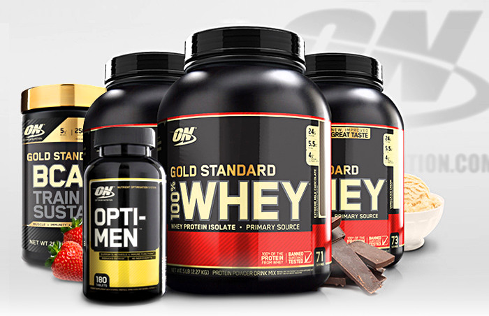 Optimum Nutrition - Platinum Hydro Whey - IAFSTORE.COM