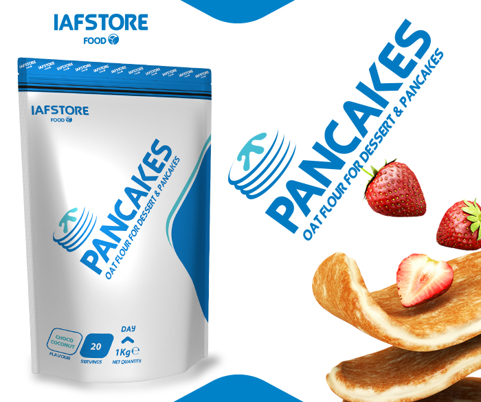 Iafstore Supplements - Pancakes