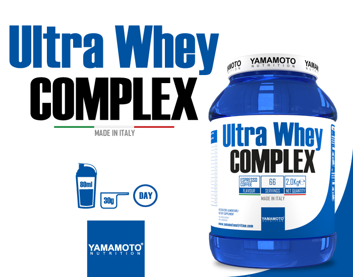 Yamamoto Nutrition - Ultra Whey Complex - IAFSTORE.COM