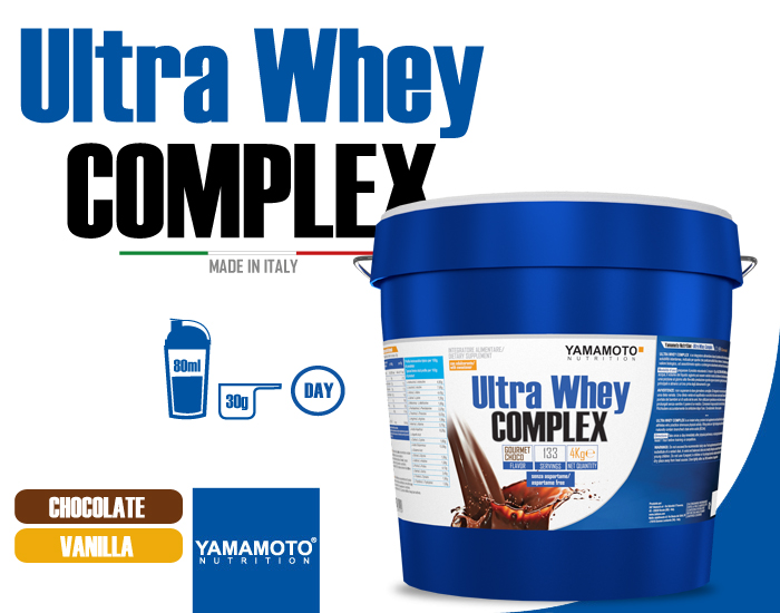ULTRA WHEY COMPLEX 700gr