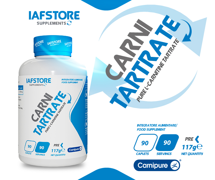 Iafstore Supplements - Carni Tartrate Carnipure® - IAFSTORE.COM