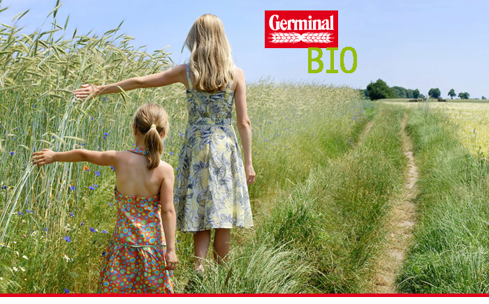 Germinal - Biological Wholemeal Biscuits Without Yeast With Oats - IAFSTORE.COM