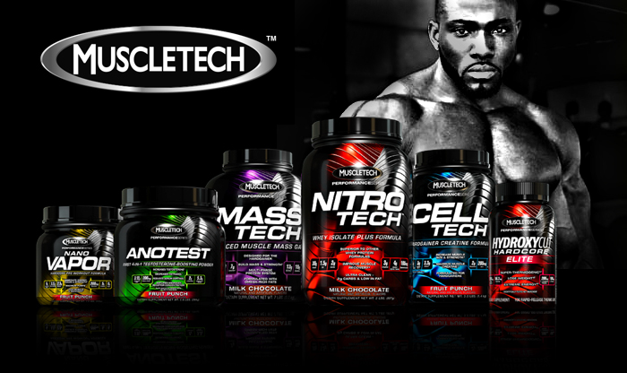 Muscletech - Nitro-Tech Performance Series - IAFSTORE.COM