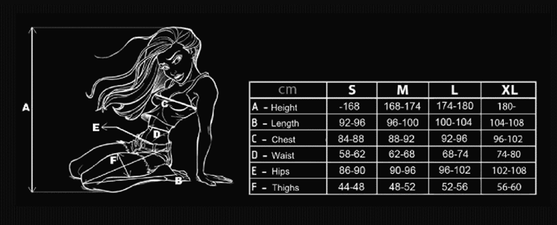 Nebbia - One Tone Pattern Leggings 677 - IAFSTORE.COM